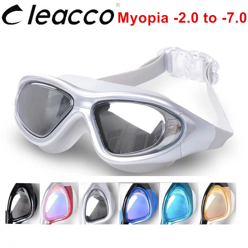 Myopia Waterproof Anti Fog UV Adults Swimming Goggles Professional Men Women Swimming Glasses Eyewear Eyeglasses Gafas Natacion(China (Mainland))