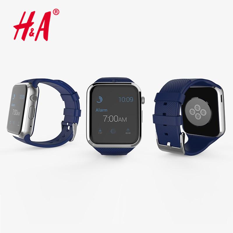 Bluetooth smart часы gd19 часы smartwatch спортивные часы наручные часы для apple iphone android телефон камеры pk gt08