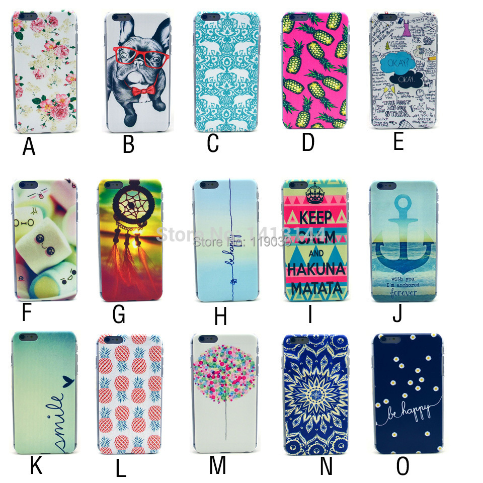 Case For Iphone5c New Multi Colorful Flower Painting Black Frame Hard PC Cell Phone Cases Case Cover Protector For Iphone 5c(China (Mainland))