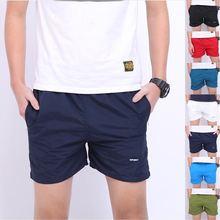 Anti-UV Men Basic Beach Short Pants Sport Surf Shorts Fitness Men's Gym Shorts Pants Running Fashion Trousers High Quality(China (Mainland))
