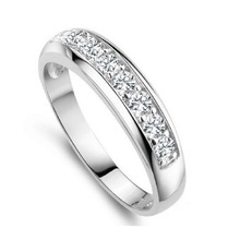 60% off Sterling Silver Jewelry 925 Engagement Ring Joias Aneis de Diamante Christmas Big Rings for Women Size 5-11 Related J294(China (Mainland))