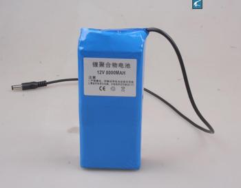 Supply of automotive ignition lithium battery, high rate battery 30C discharge, emergency start battery(China (Mainland))