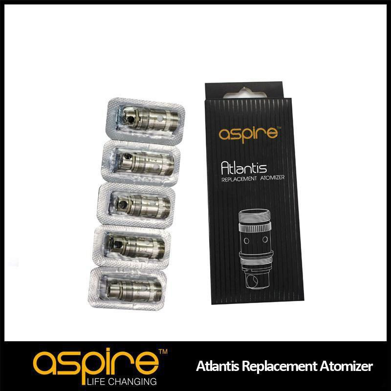Aspire Atlantis 0,3 0,5 1,0 Atlantis v2/10pcs/lot Aspire Atlantis Coil s 2015 aspire atlantis 5 aspire atlantis mega