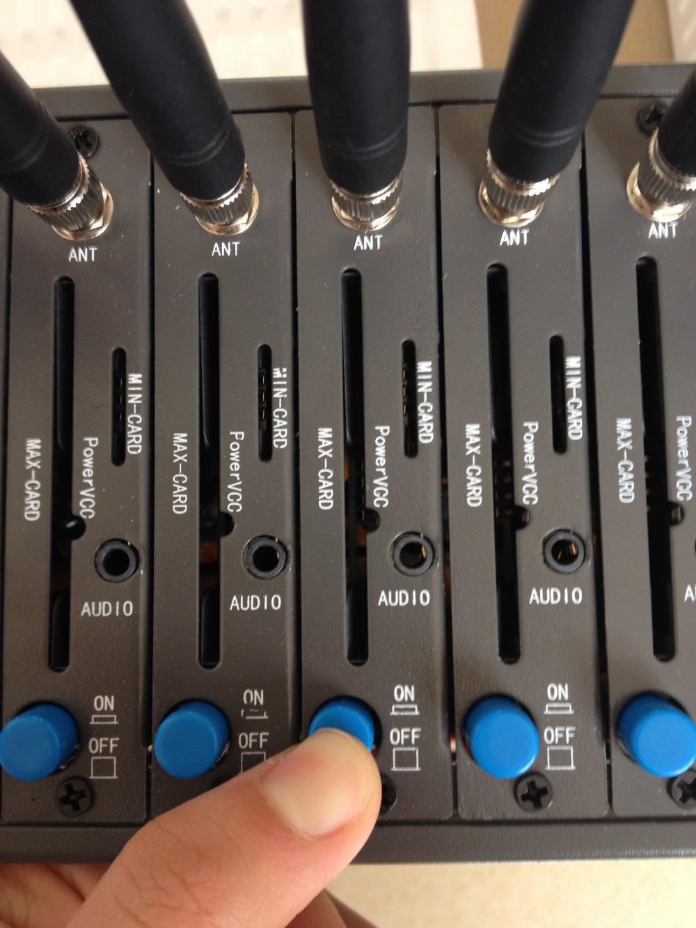Wavecom 16 ports wavecom q2303 modem pool with cheapest gsm module Sms massa gsm modem(China (Mainland))