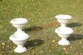Plastic roman flower pot for wedding decoration wedding road lead 4pcs lot wholesale wedding decoration party