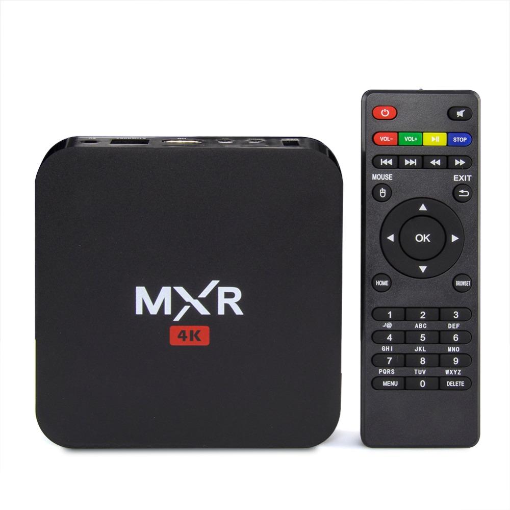 Free shipping MXR 4K Android TV Box Smart Android4.4 H.265 TV Box RK3299 Quad Core Kodi Preinstalled PK mxq cs918 m8s mk888<br><br>Aliexpress
