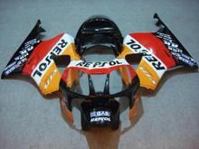 Motorcycle Fairing kit HONDA VTR1000 00 01 03 04 06 VTR 1000 SP1 2000 2003 2006 ABS red orange Fairings set +7 gifts HM06 - FAIRING KIT Co. Ltd store