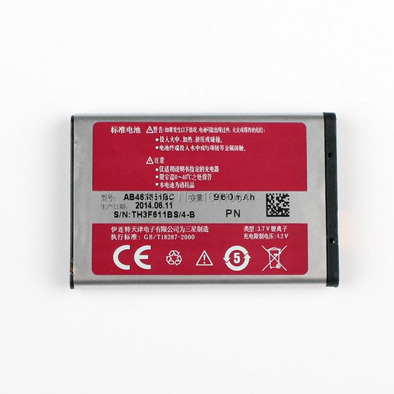 100% первоначально замена аккумулятор для Samsung B3410 S5620I S5630C S5560C C3510 F339 J800 AB463651BC