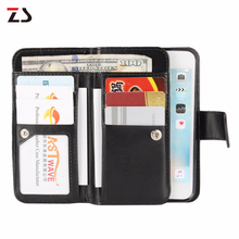 Buy 2 1 Multifunction Detachable Cases iPhone 6 6S Plus 6Plus 5S Flip Leather Cover iPhone 5S Wallet Case Removable for $9.17 in AliExpress store