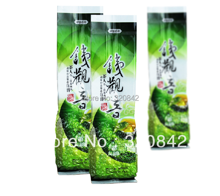 2013 Premium organic Anxi Tie Guan Yin Tea Chinese Oolong Tea Green Tea 500g  in nice vacuum packing Free Shipment<br><br>Aliexpress