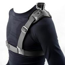 Gopro Accessories shoulder Strap Mount for Gopro Hero 4 3 2 SJ4000 Action Camera Chest Harness Belt Adapter For Go pro