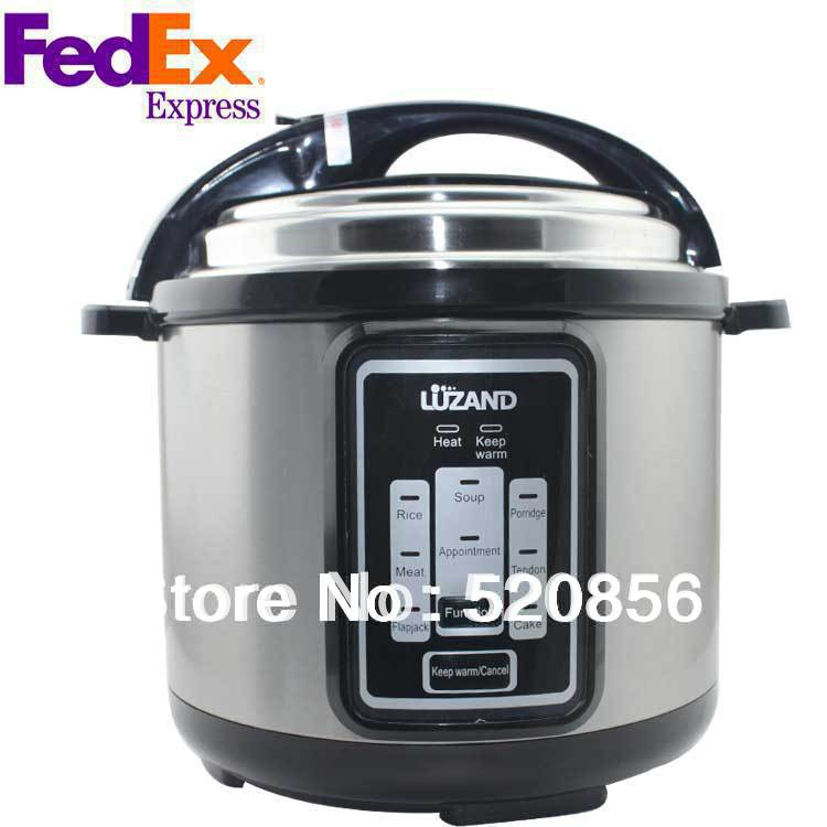 Electric Pressure Cooker On Tv ~ As seen on tv v electric pressure cooker l rice