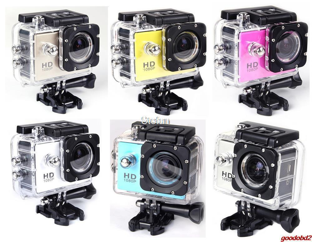 top selling original gopro style digital camera sj4000 profissional underwater waterproof camera. Black Bedroom Furniture Sets. Home Design Ideas