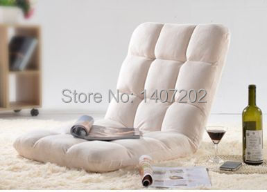 2015 NEW! Modern fashion office lady lazy sofa bed floor wave window adjustable and folding sofa chinese style home furniture(China (Mainland))