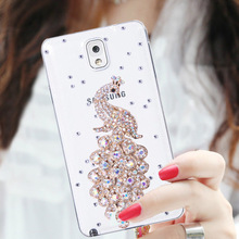 Buy Luxury Rhinestone Case Cover Samsung Galaxy Note 4 N9100/A7 2016/S7 PLUS/S7 Case Bling Diamond Crystal Hard Back Protective for $4.24 in AliExpress store