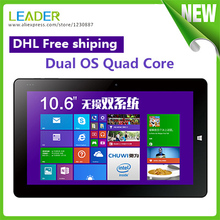 10.6» Chuwi Vi10 Dual OS Tablet PC Windows 8.1 Android 4.4 Dual Boot 2 in 1 PC Tablet Computer 2GB 32GB Intel Z3736F HDMI