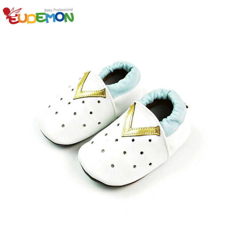 [Eudemon] 2016 Summer Style Babies Shoes Genuine Leather Infant Shoes For Sirl Boy Soft Sole Moccasins Nowborn First Walkers(China (Mainland))