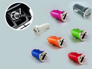 Mini 5V 1A USB Car Charger for iPhone 3G 3GS 4 4S 5 Samsung Galaxy S3 S4 Cell Mobile Phone Charger Adapter free shipping(China (Mainland))