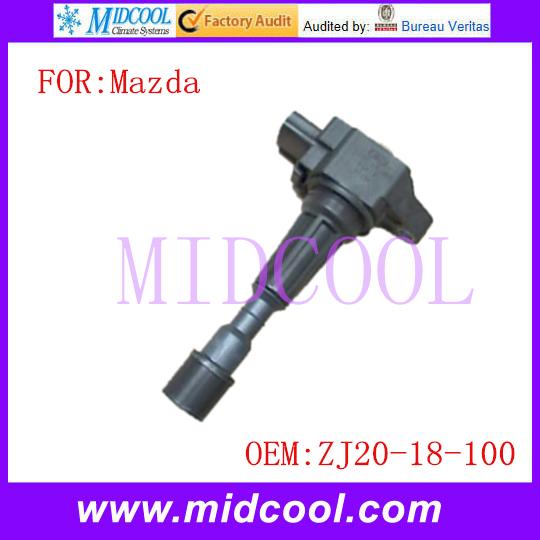 Новый катушка зажигания использования OE no. Zj20-18-100 для Mazda 3