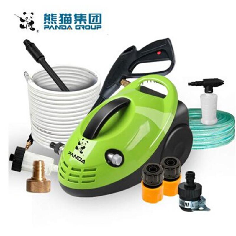 DHL 3-7 Day! High pressure washer household car washing machine portable automated cleaner car wash pump car washing water gun(China (Mainland))