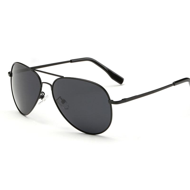 Best Aviation Sunglasses Polarised 2016 New Classic Polarized Pilot Sun glasses Men Women Funky Day Night Driving Glasses 012(China (Mainland))