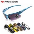 ROBESBON Unisex MTB Cycling Glasses UV 400 Goggles Eyewear Outdoor Bicycle Riding Sunglasses Gafas Ciclismo De