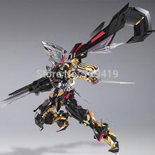 BANDAI Gundam Astray Золотой Оправе Мина Настраиваемые модели дети собраны Робота мальчик Аниме соберите игрушки Фигурку коллекция(China (Mainland))