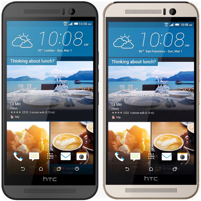 "Original HTC One M9 Octa Core WCDMA 3G Smart Cell Phone 3GB RAM 32GB ROM 20.0MP 5.0"" 1080P 8-Core Unlocked Android GPS Phone"