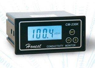 Conductivity Monitor Conductivity meter 0-1999us/cm Error:2%F.S  ATC Free shipping wholesale and retail