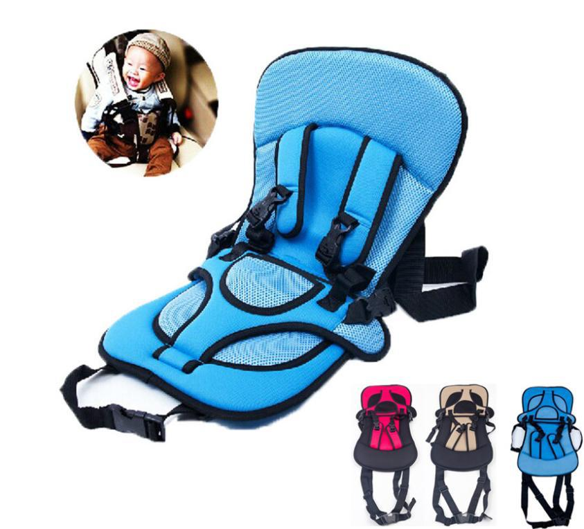 Portable car child safety seat portable baby safety seat chair cushion<br><br>Aliexpress