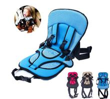 Portable car child safety seat portable baby safety seat chair cushion(China (Mainland))