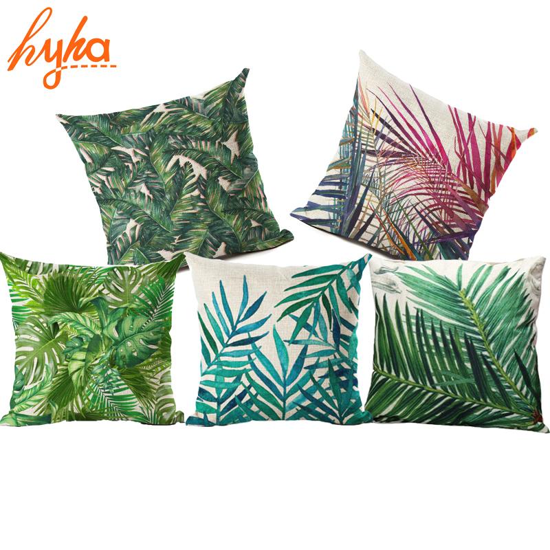 Achetez en gros tropical coussin en ligne des grossistes for Housse coussin 60x60 pour canape