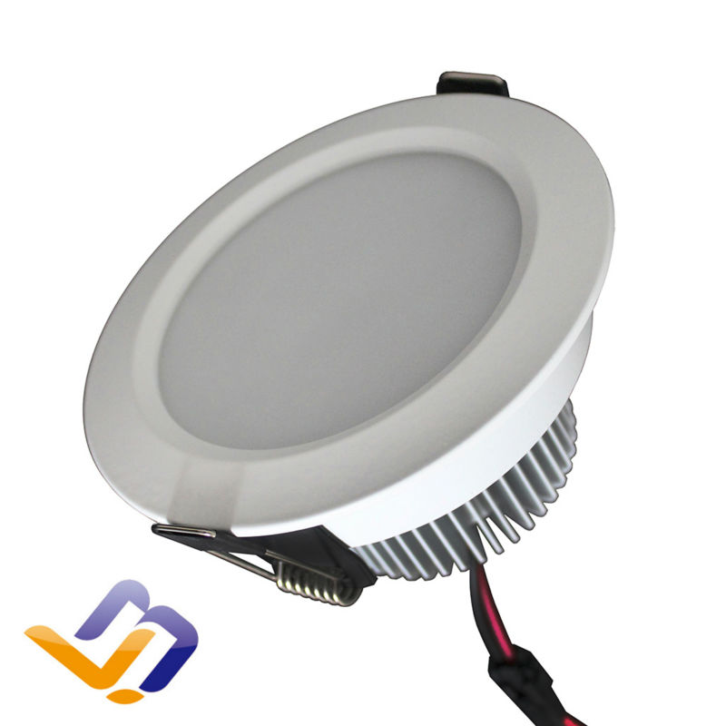 Dimmable led down light 3W/5W SMD5630 workable with AC110V&220V Warm/Cool White color hole diameter:80mm house foyer lighting(China (Mainland))