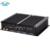 Partaker Fanless Industrial Mini PC Windows 7 Core i3 4010U 2*Intel Gigabit NICS 6*RS232 Slim Computer 300M Wifi 2*HDMI TV Box