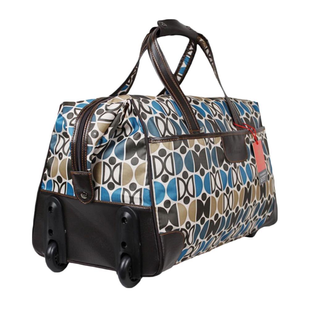 Men Duffle Bag Luggage Rolling Travel Trolley Tote Duffle Bag Luggage Travel Bags(China (Mainland))