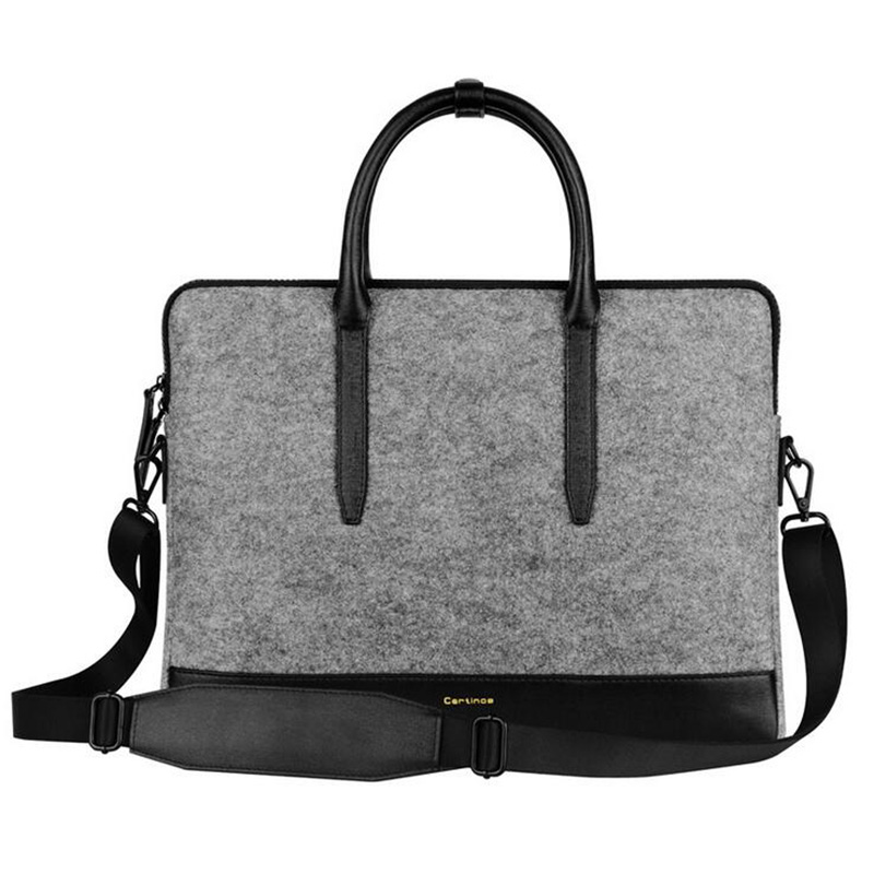 New style Notebook Computer Bag For font b Apple b font for Macbook 11 13 15