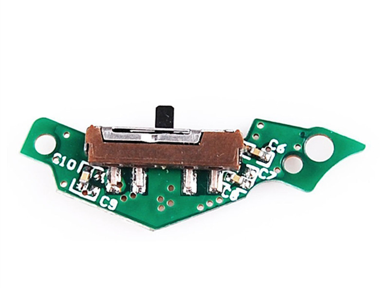 NEW original Replacement Power Switch Circuit Board for PSP 2000 free shipping(China (Mainland))