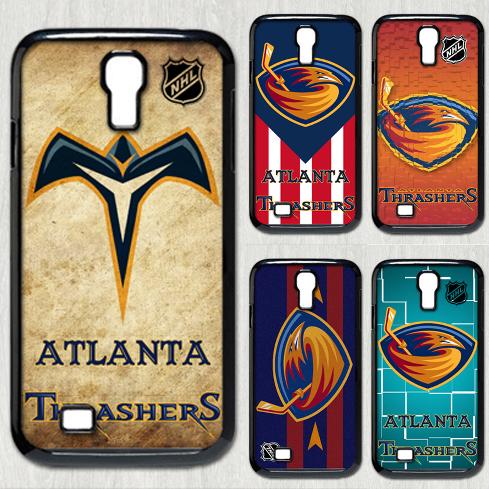 Atlanta Thrashers NHL team logo fashion Ice hockey Case cover for samsung galaxy s5 made of the latest material s5 a800934(China (Mainland))