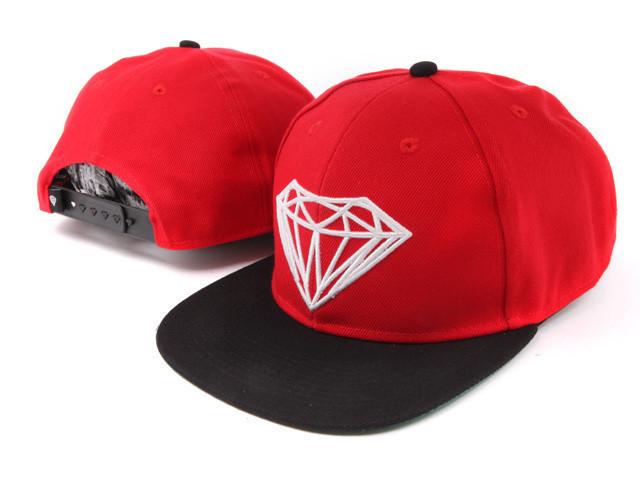 diamond Snapback caps most popular 12 color baseball hats fashion hip hop cap classic Skatebord sports caps Free Shipping(China (Mainland))