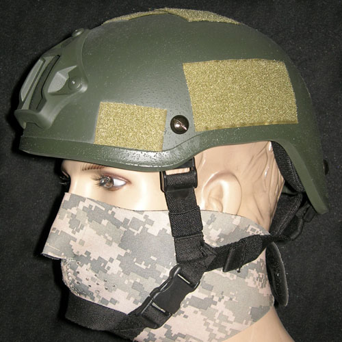 6mm Thickness Puls Frame Tactical MICH 2001 Helmet Wargame Paintball Player Helmet(China (Mainland))