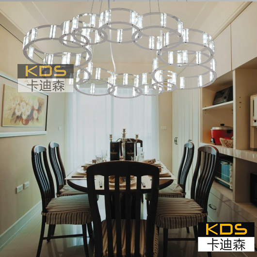 new modern fashion lighting fixtures hotel dining room