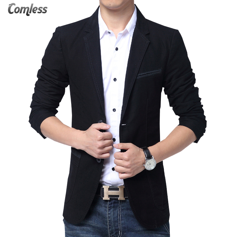 Online Get Cheap Men's Black Suit Jacket -Aliexpress.com