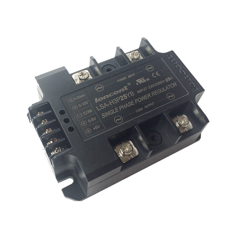 Integration single phase power regulator module 25A factory direct 220V 380 Universal LSA H3P25YB