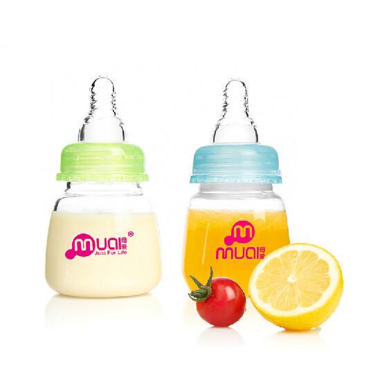 Baby Bottle Mamadeiras 0-18 Месяцев Бутылочка 80/150 МЛ PP Уход Кормление Фидер Фруктовый ...