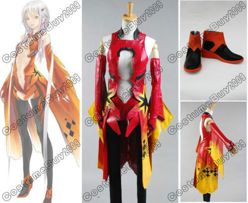 guilty crown funeral parlor egoist inori yuzuriha uniform