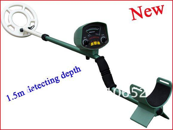 Freight Free + Life Time Guarrantee +MD3009 II Underground metal detector,wholesale and retail(China (Mainland))