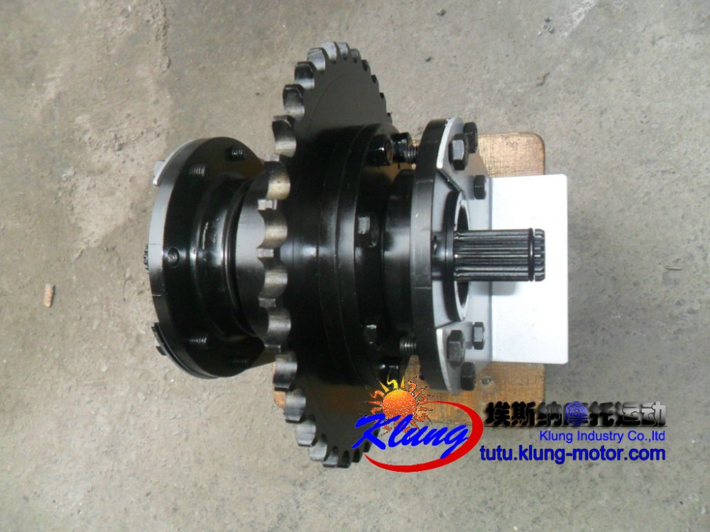 new 800cc atv utv Chain drive limited slip differential for buggy ,quad ,go kart from kLUNG(China (Mainland))