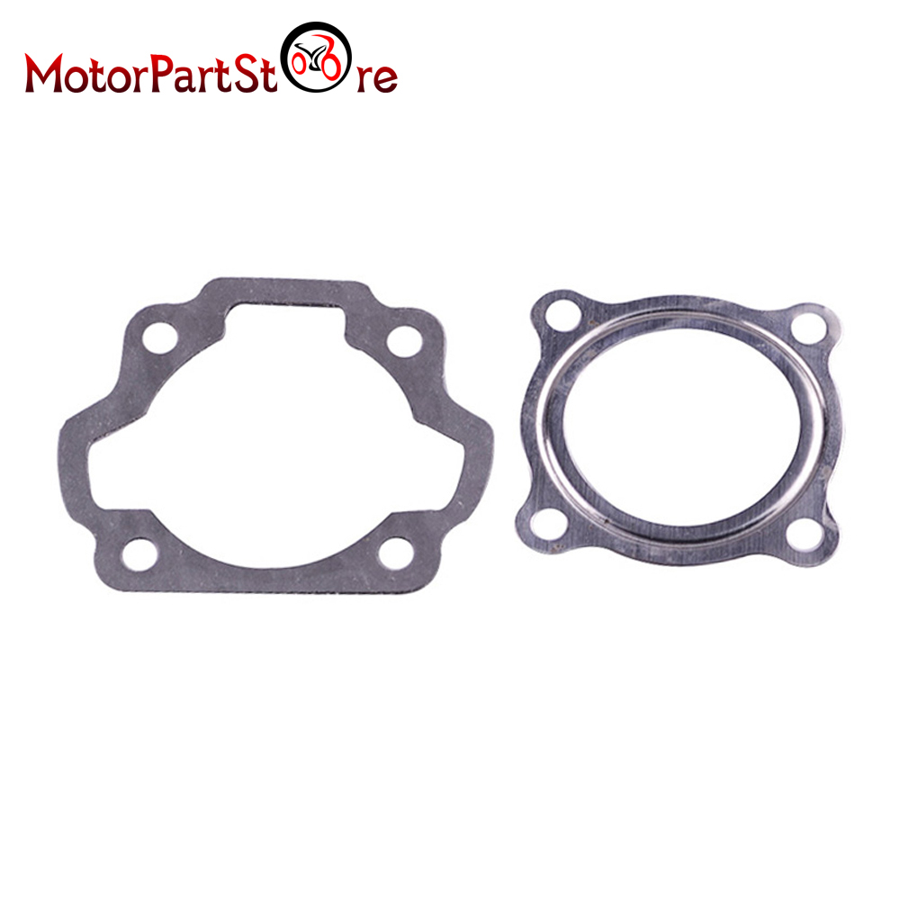 Cylinder Head Engine Motor Gaskets Parts for Yamaha PW80 PY80 PW PY 80 PEEWEE 80cc Dirt Pit Bike Motorcycle New(China (Mainland))