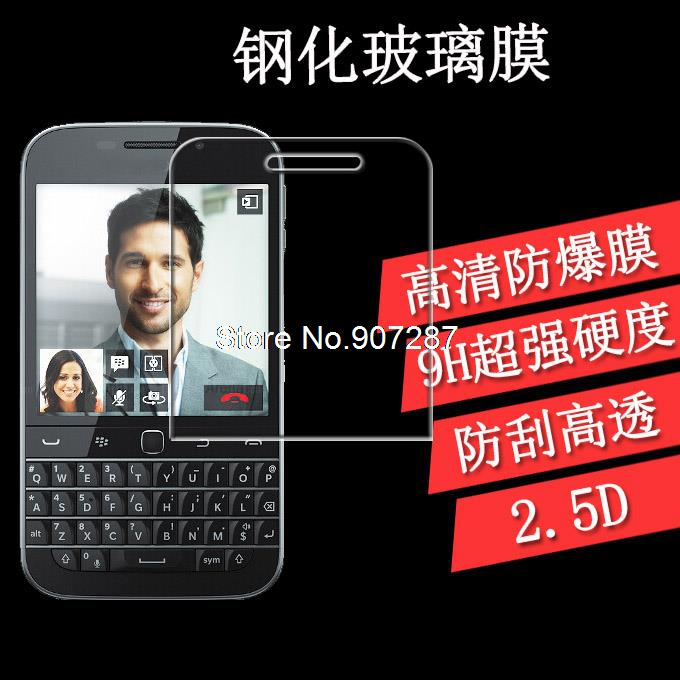 For Blackberry Classic Q20,Premium Tempered Glass Proof membrane Explosion screen protector.with retail package(China (Mainland))