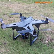 Sp-vajra80-apwith GPS et Compass module, Multifonctionnel GPS intelligent drone quadcopter kit